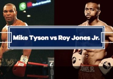 How to Bet on Mike Tyson vs Roy Jones Jr. in the US