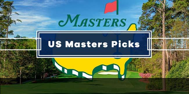 2020 US Masters Picks, Predictions & Odds
