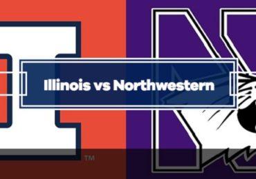 Illinois vs Northwestern Picks & Predictions (NCAAF - 12.12.2020)