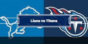 Lions vs Titans Picks & Predictions (NFL Week 15)