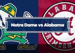 Notre Dame vs Alabama Picks & Predictions (NCAAF – 01.01.2021)