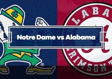 Notre Dame vs Alabama Picks & Predictions (NCAAF - 01.01.2021)