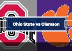 Ohio State vs Clemson Picks & Predictions (NCAAF – 01.01.2021)