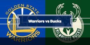 Warriors vs Bucks Picks & Predictions