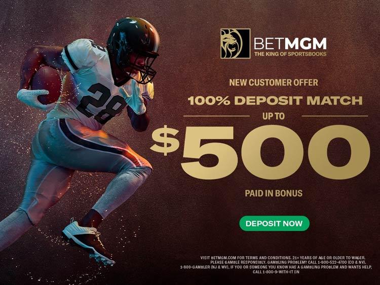 free bets betmgm
