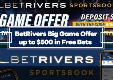 BetRivers Super Bowl Bonus – Chiefs vs Bucs, Win $500 in Free Bets