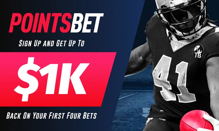 pointsbet free bets