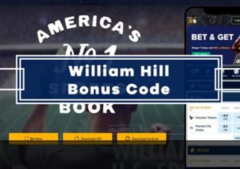William Hill Bonus Code – Get $500 Risk Free Bet