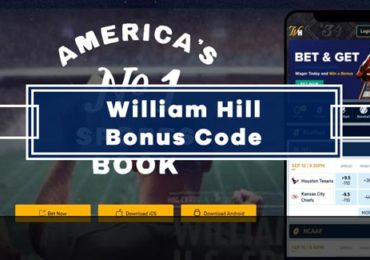William Hill Bonus Code - Get $2021 Risk Free Bet