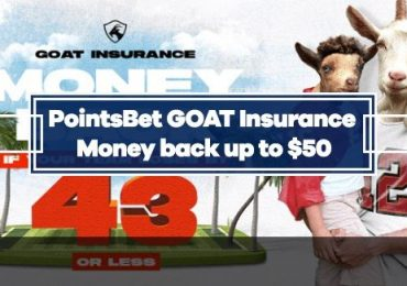 PointsBet Super Bowl GOAT Insurance – Get up to $50 in Free Bets