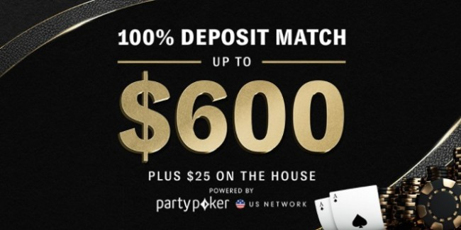BetMGM MI poker welcome bonus