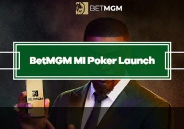 BetMGM launches Online Poker in Michigan, Powered by PartyPoker