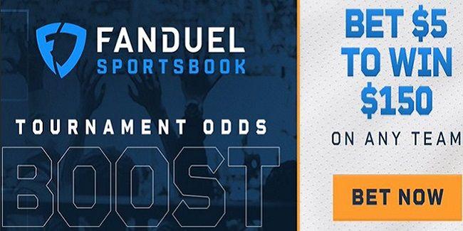 FanDuel Sweet 16 Odds Boost