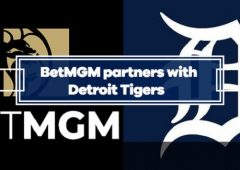BetMGM becomes official sports betting partner of Detroit Tigers