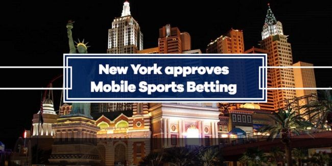 New York Set To Legalize Mobile Betting