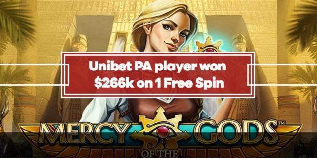 Big Winner Story at Unibet PA Casino