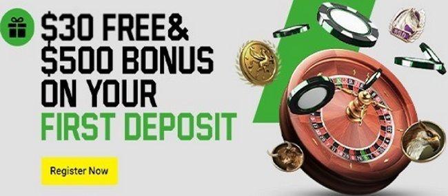Unibet Pennsylvania casino bonus