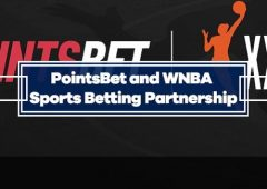PointsBet and WNBA Strike Sports Betting Partnership