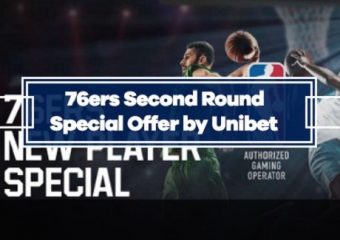 Unibet 76ers Second Round Offer – Bet $20 to Win $6 for Every 3-Pointer