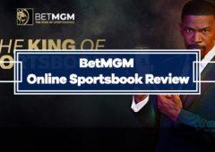 BetMGM Sportsbook Review