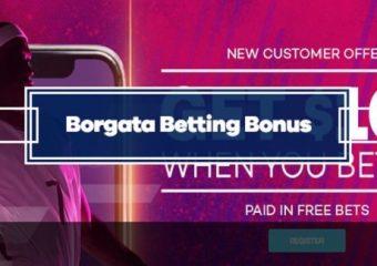 Borgata Sports Betting Bonus – Bet $20 Get $100