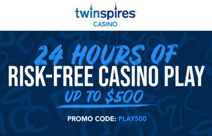 twinspires online casino bonus