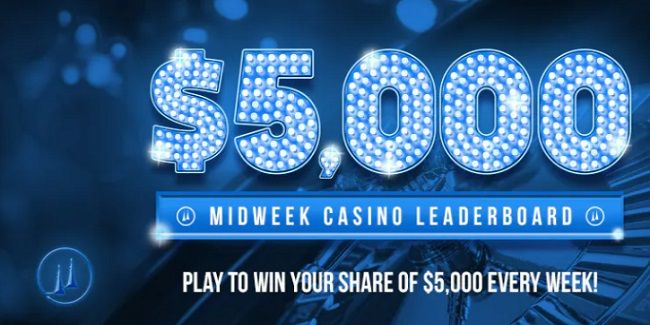 twinspires casino leaderboard