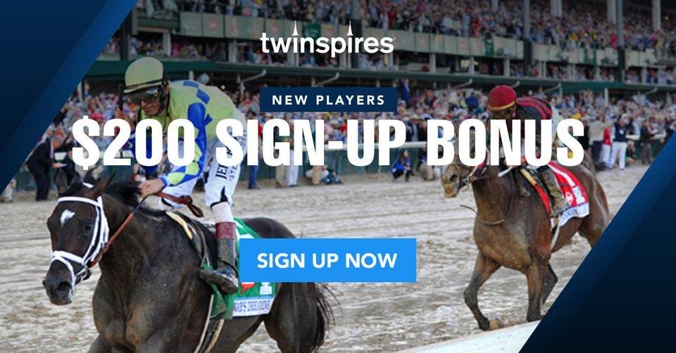 Twinspires Racing Bonus