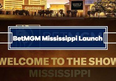 BetMGM Sportsbook is Live in Mississippi