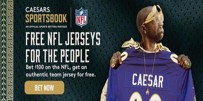 caesars free nfl jerseys